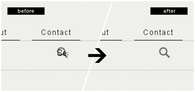 表示領域の内側に余白を設けた状態で、ボーダーを表示領域に追従させたい