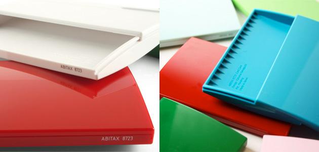 ABITAX 8723 CardCase WT