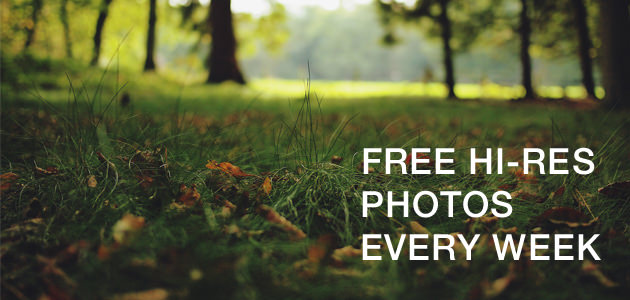 FREE HI-RES PHOTOS EVERY WEEK